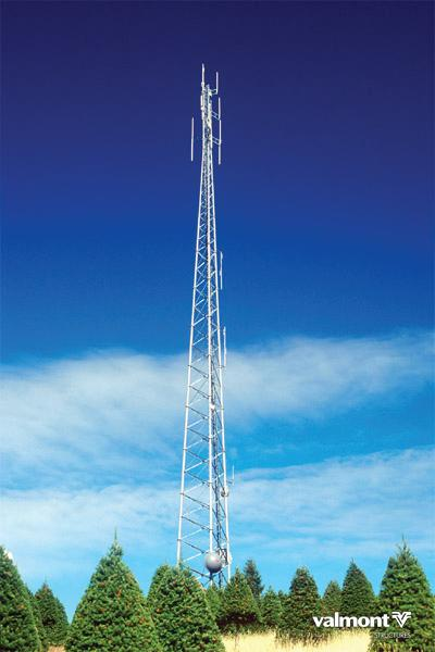 900 Series Communication Towers