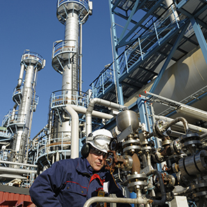 Oil and Gas Industrial Piping