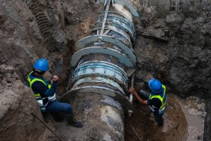 Oil and Gas Pipeline Excavated Technicians