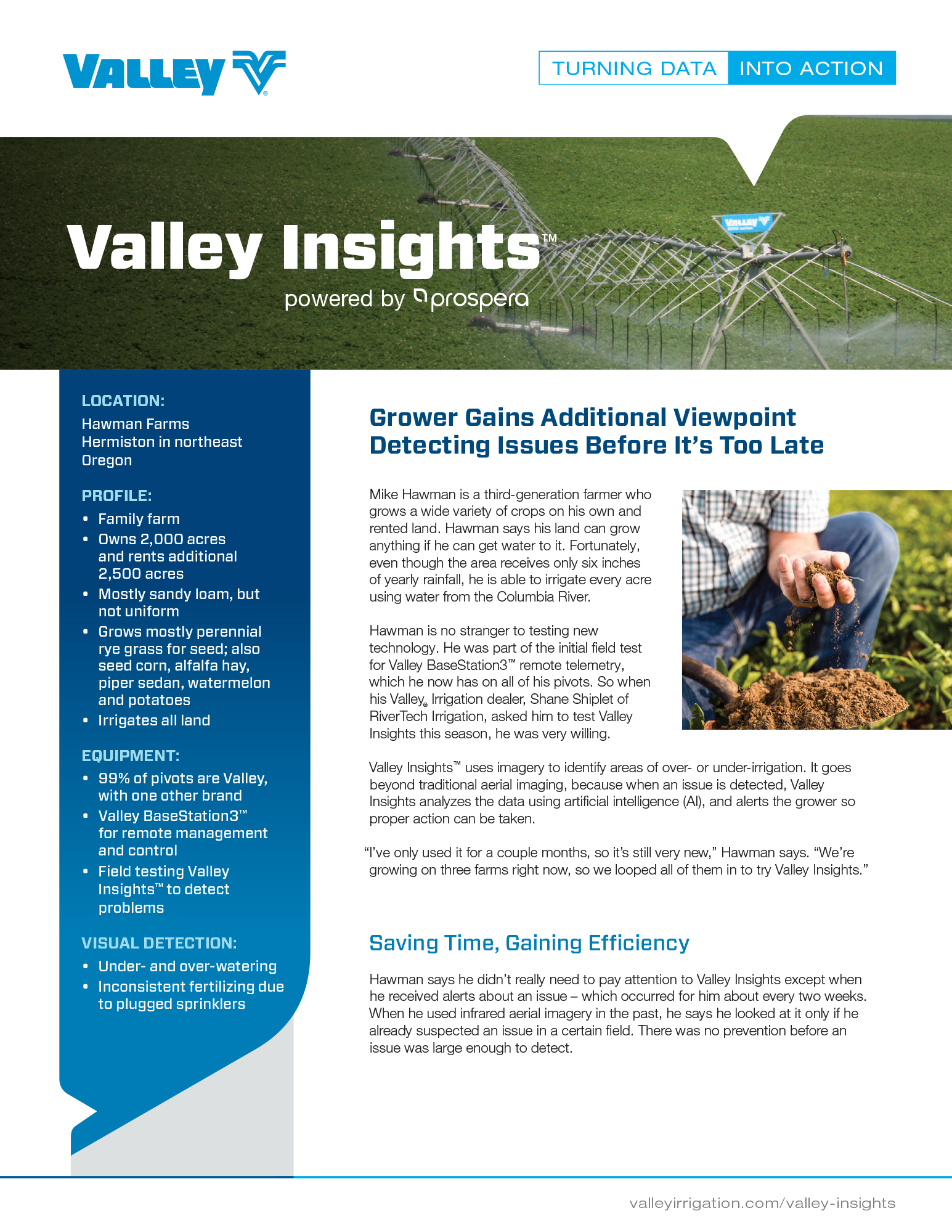 valley case study - hawman farms