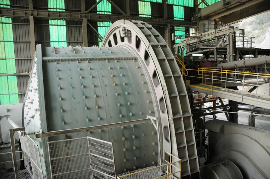 Grinding Mill Using Mill Liner Bolts