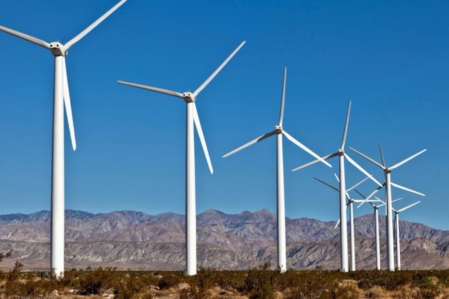 Wind Turbines using Power Generation Fasteners