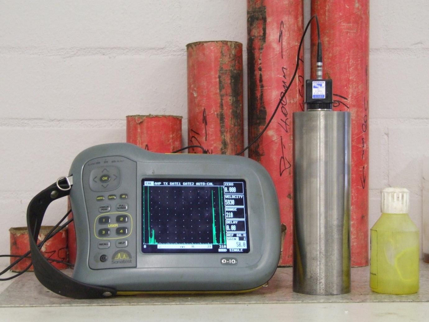 Ultrasonics Tester