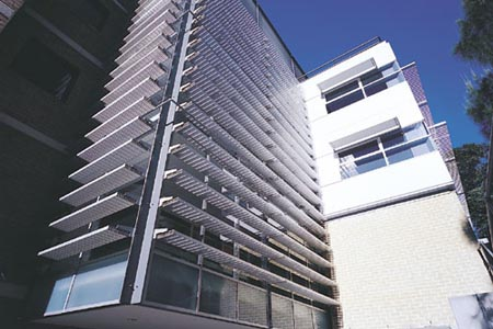 Architectural Screen Systems