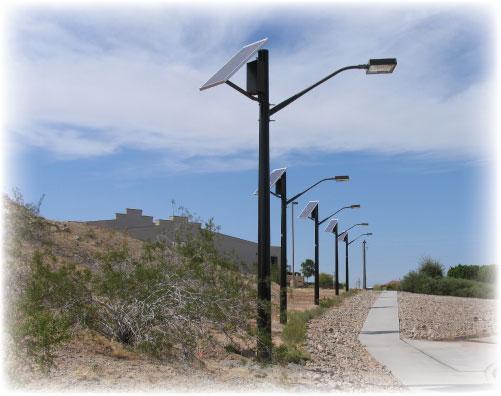 CMT composite light poles - Marathon, Legacy light pole products