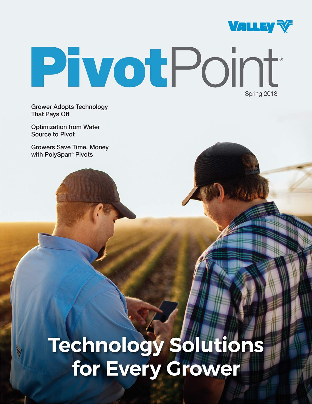 Valley PivotPoint Magazine - Spring 2016