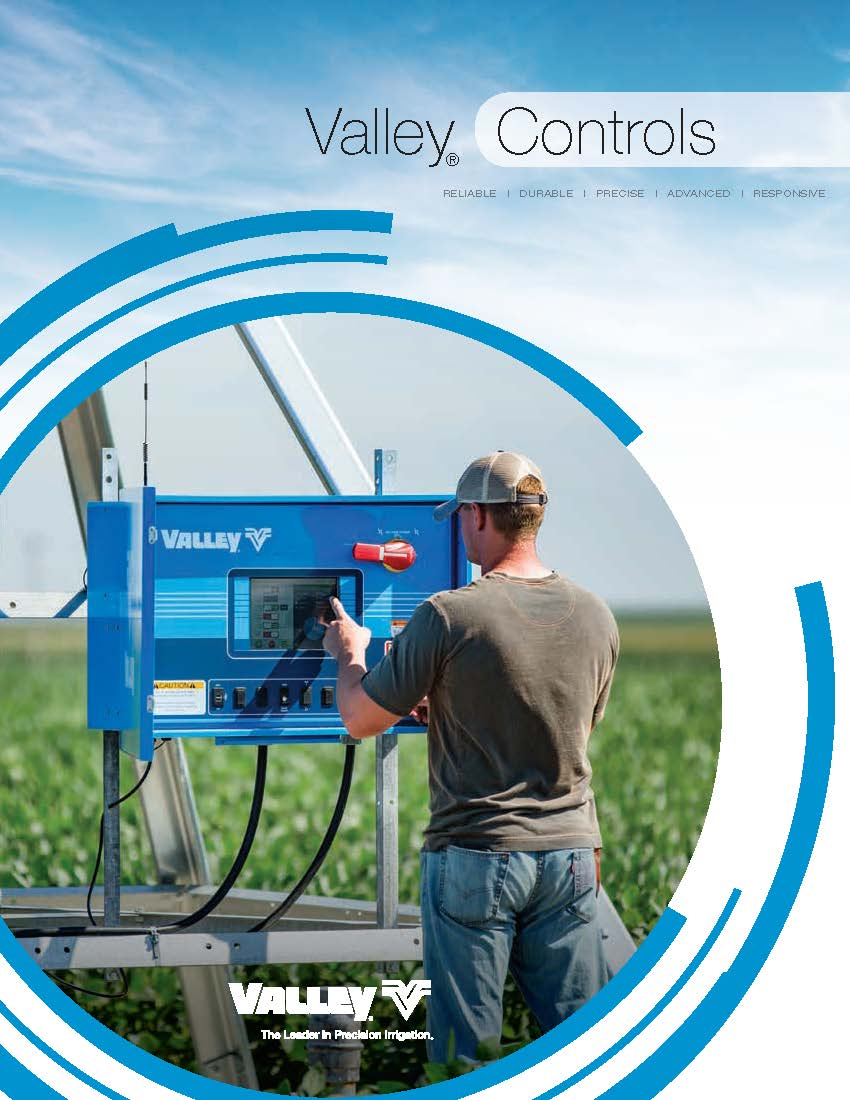 controls brochure cover