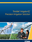 irrigate iq brochure cover