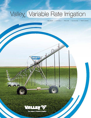 Valley Irrigation Variable Rate Irrigation (VRI) Brochure