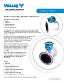Valley 3000 Flowmeter - Valley Water Management