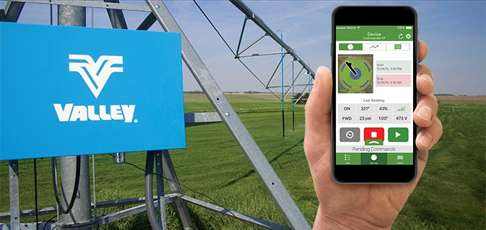 AgSense on Smartphone