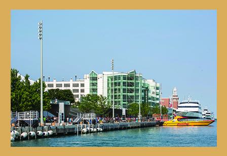 Chicago IL- Navy Pier