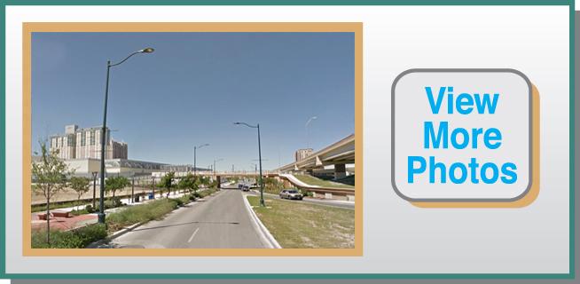 San Antonio TX Market Street Poles - View More