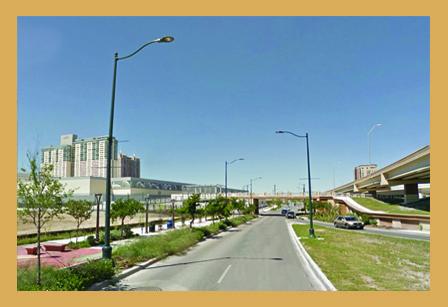SanAntonio TX - Market Street Poles Project