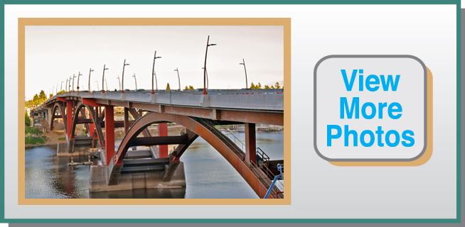 Sellwood Bridge-View More Badge