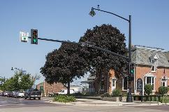 Marion IA Uptown Streetscape 05