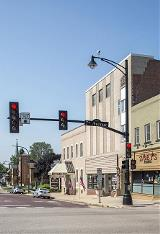 Marion IA Uptown Streetscape 20