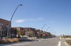 University Boulevard, Mesa Del Sol NM - 07