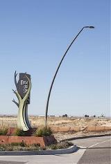 University Boulevard, Mesa Del Sol NM - 15