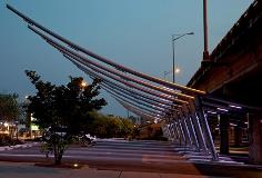 Longhorn Bridge - Austin TX - 8