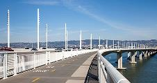 Oakland Bay Bridge - San Francisco CA - 43