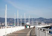 Oakland Bay Bridge - San Francisco CA - 44