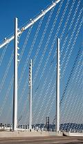 Oakland Bay Bridge - San Francisco CA - 46