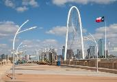 Trinity River Bridges - Dallas TX - 1
