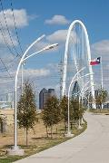 Trinity River Bridges - Dallas TX - 20
