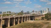 Trinity River Bridges - Dallas TX - 26