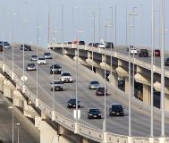 Round Tapered Standard Street Lighting Expressway Poles