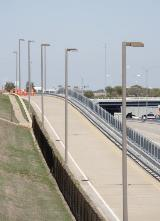 Straight Non-Tapered Steel Poles