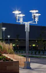 Area Lighting Poles (3)