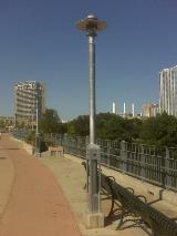 Area Lighting Poles (4)