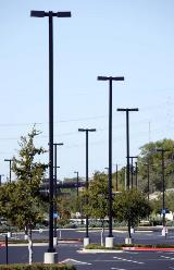 Area Lighting Poles (5)