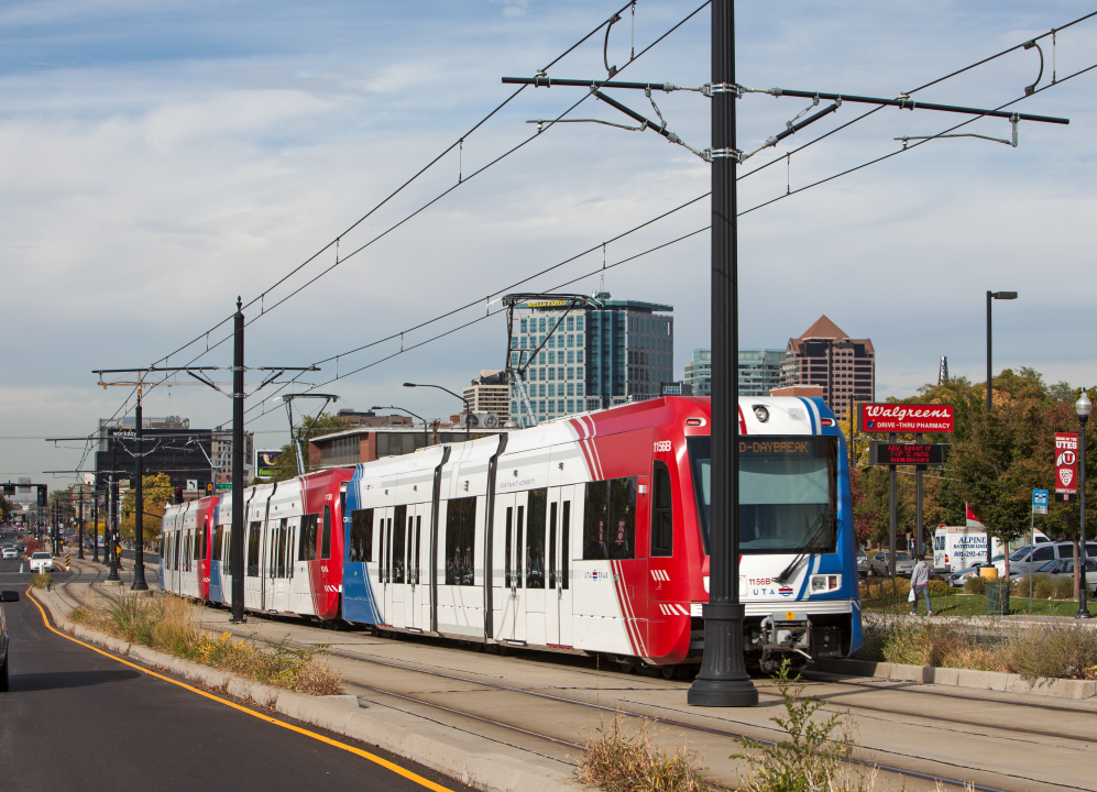 mass transit Rail & mass transit hundreds of thousands of miles of railways and mass transit systems crisscross our nation historically, they transformed the economy by offering an efficient way to move people and goods across long distances.
