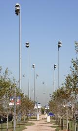 Sports Lighting Poles (16)