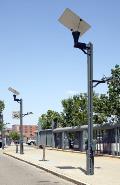 Custom Street Lighting Pole
