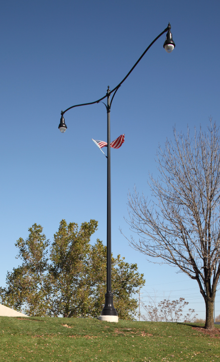 valmont structures street lighting photo gallery