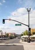 Decorative Traffic Poles (11)