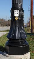 Decorative Traffic Poles (14)