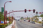 Decorative Traffic Poles (15)