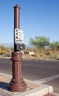Decorative Traffic Poles (22)