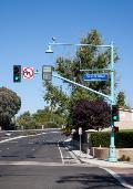 Decorative Traffic Poles (8)