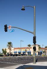 Standard Traffic Poles (14)