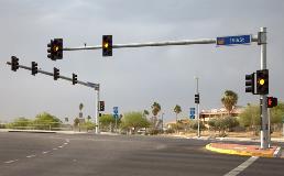 Standard Traffic Poles (2)