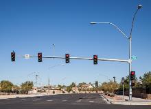 Standard Traffic Poles (20)