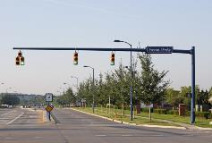 Standard Traffic Poles (24)