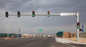 Standard Traffic Poles (3)