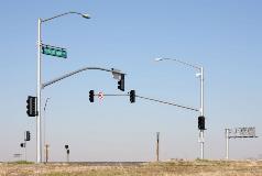 Standard Traffic Poles (7)